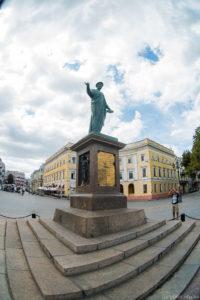 Памятник Ришелье или Дюку