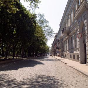 Приморский бульвар - экскурсии по Одессе