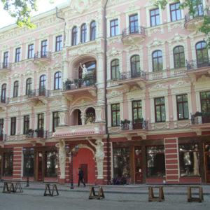 Отель Бристоль - Экскурсии по Одессе