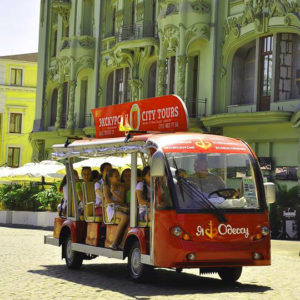 Red route of excursions in Odessa - CityTours.org.ua