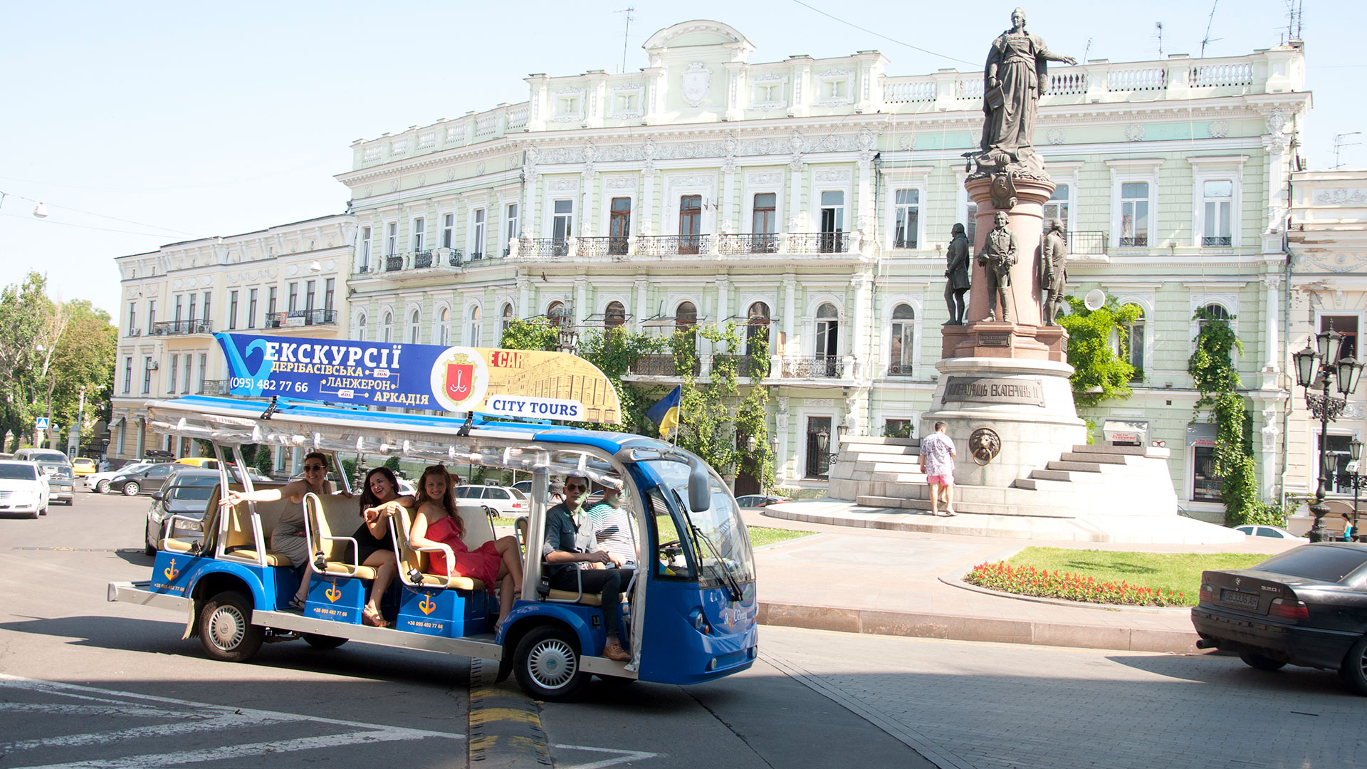 The best tours in Odessa