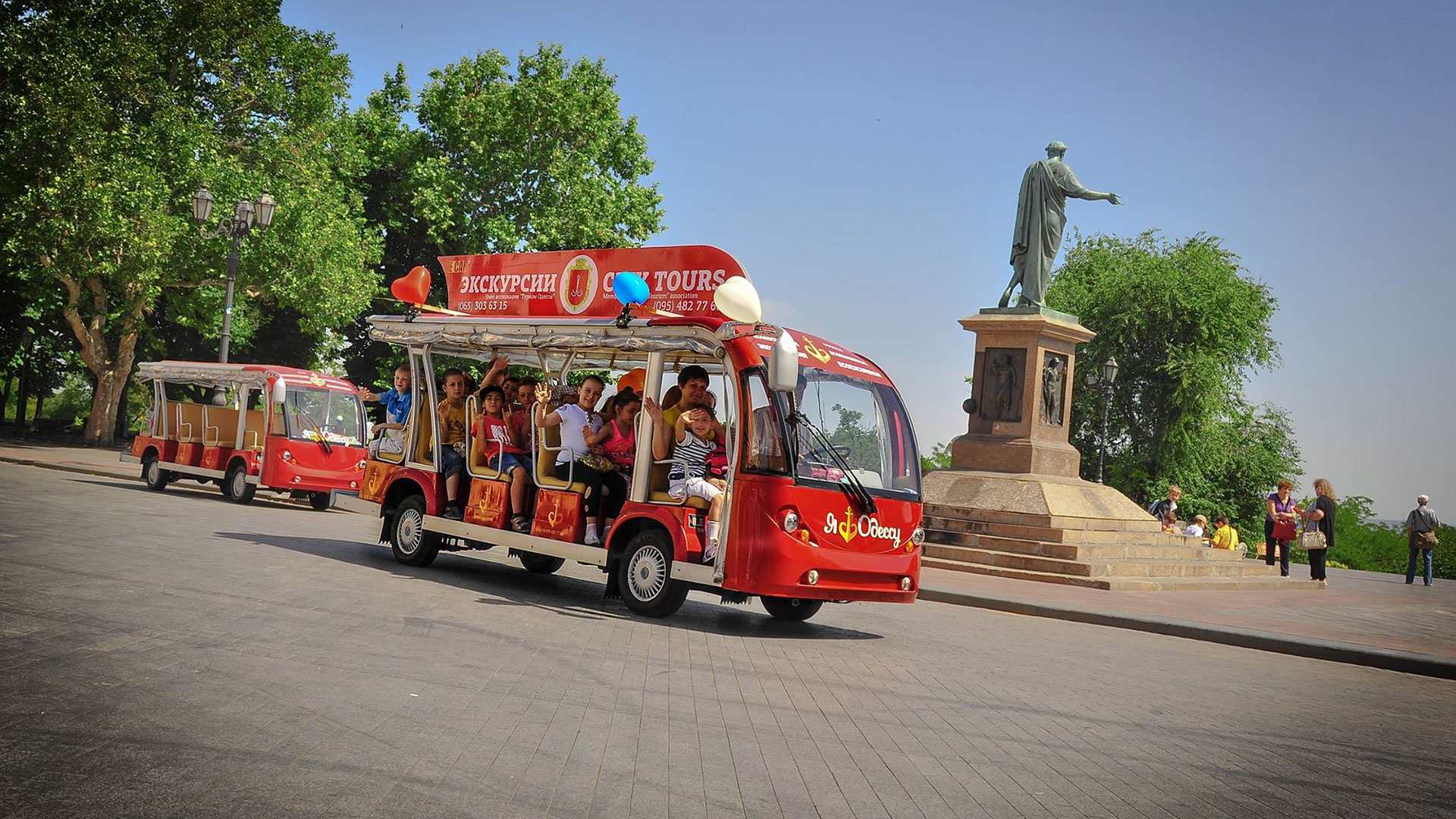 Excellent tours of Odessa with CityTour